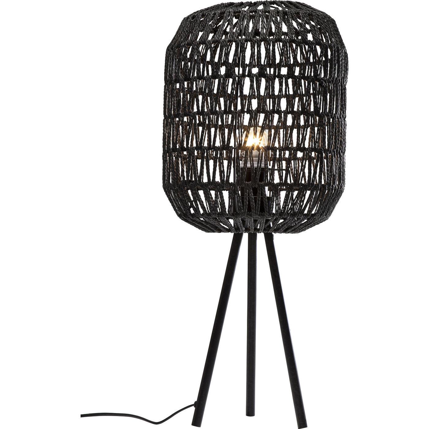 Tischlampe lampe leuchte nachttischlampe tischleuchte for Kare design tischlampe