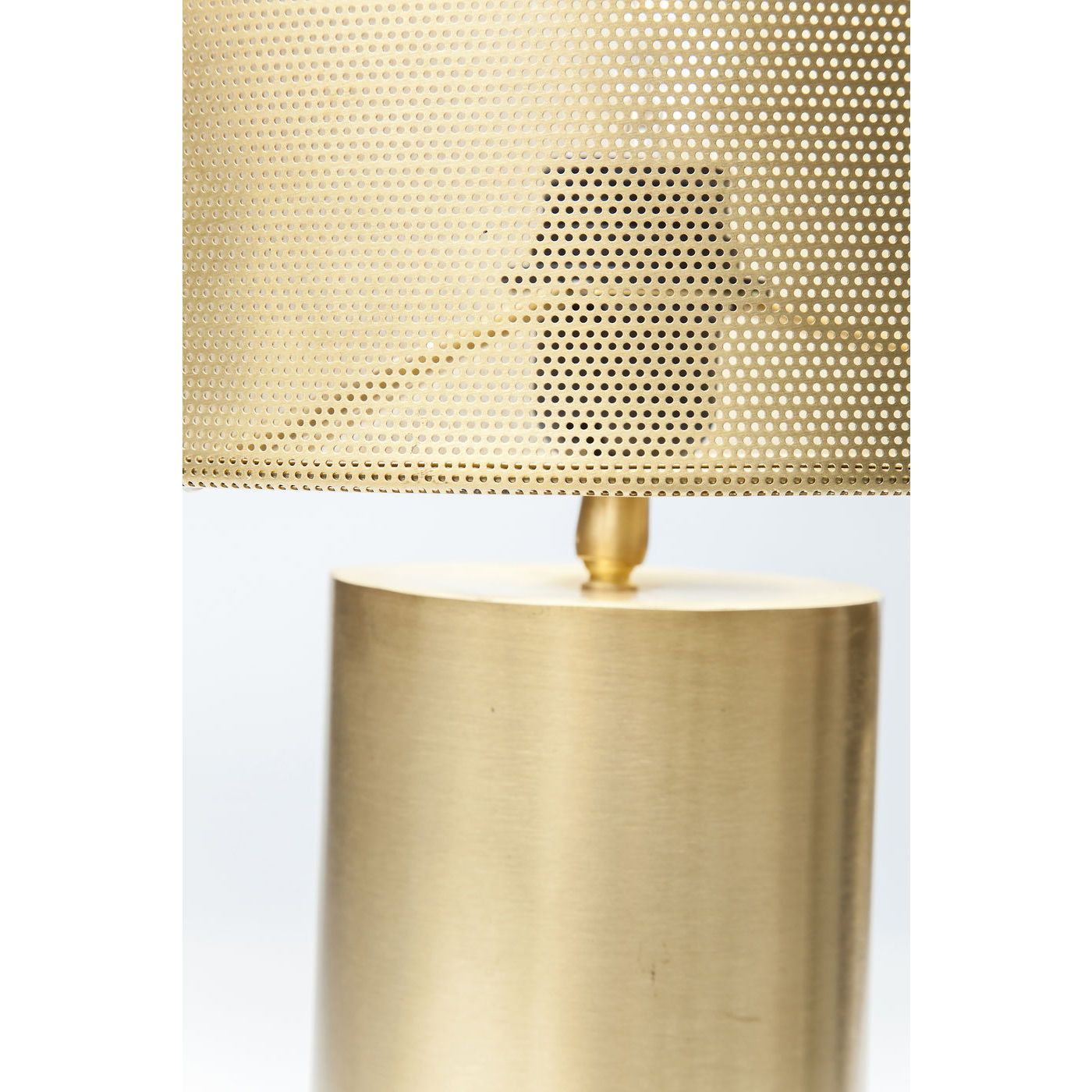 tischlampe tischleuchte gold messing grau stein beton. Black Bedroom Furniture Sets. Home Design Ideas