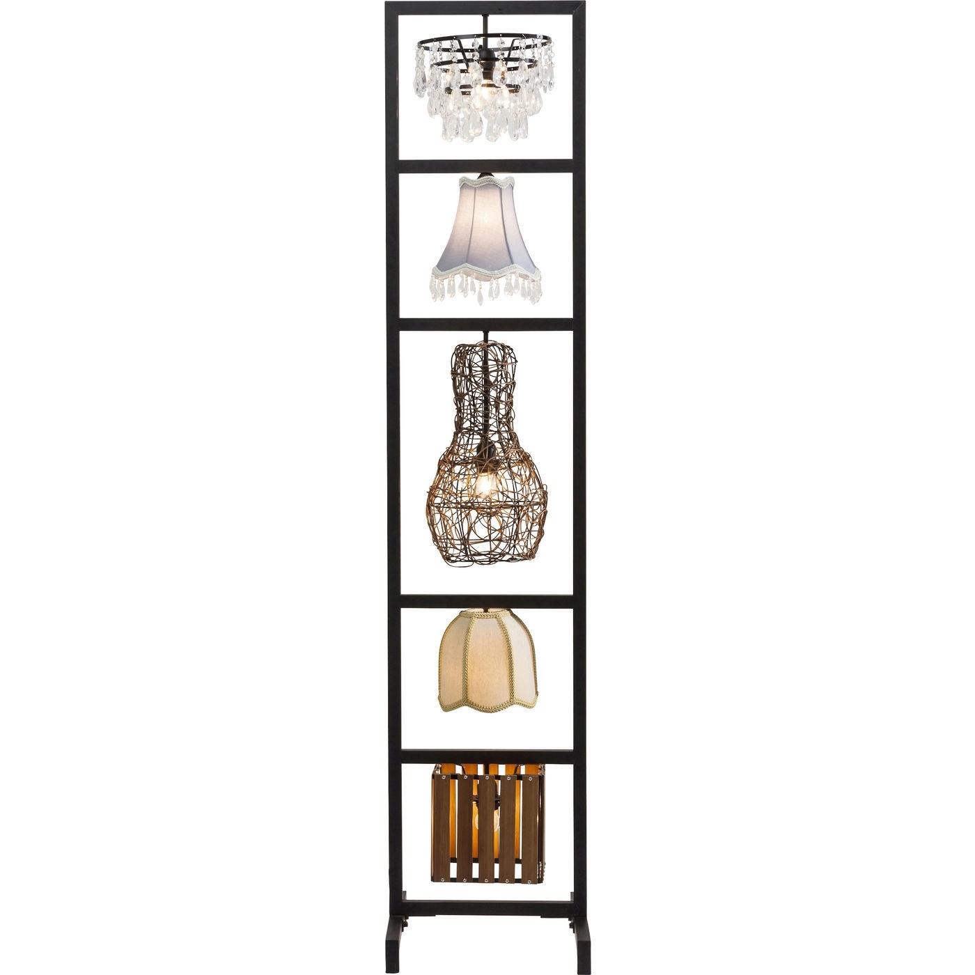 Leuchte Stehlampe Stehleuchte Lampe Parecchi Art House Small Neu