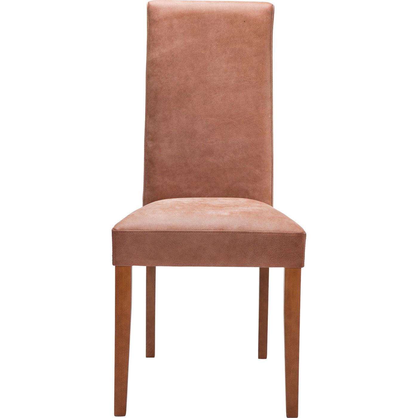 Stuhl polsterstuhl esszimmerstuhl wohnzimmer econo leder neu kare design - Kare design wohnzimmer ...