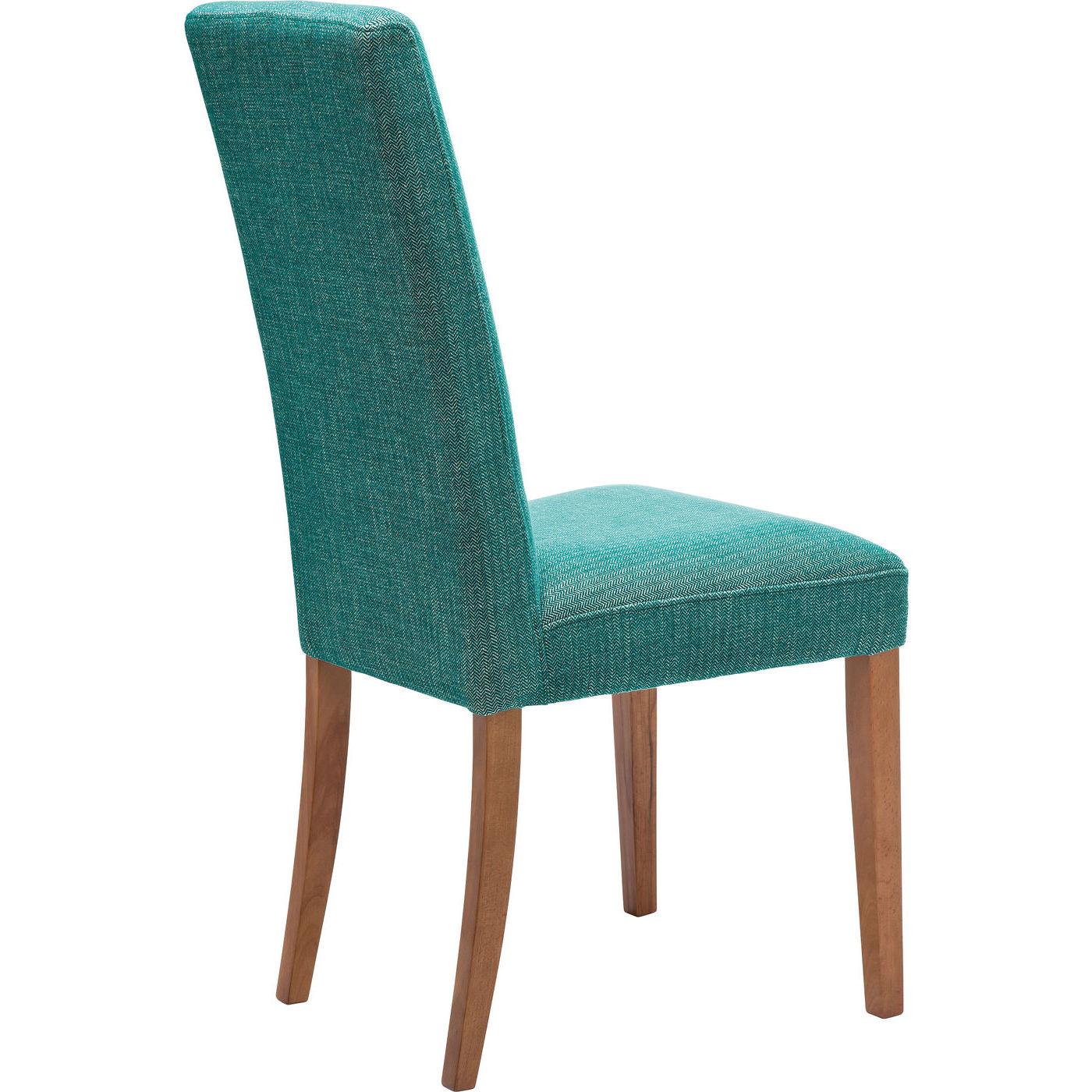 Stuhl polsterstuhl esszimmerstuhl wohnzimmer gr n retro for Stuhl design ebay