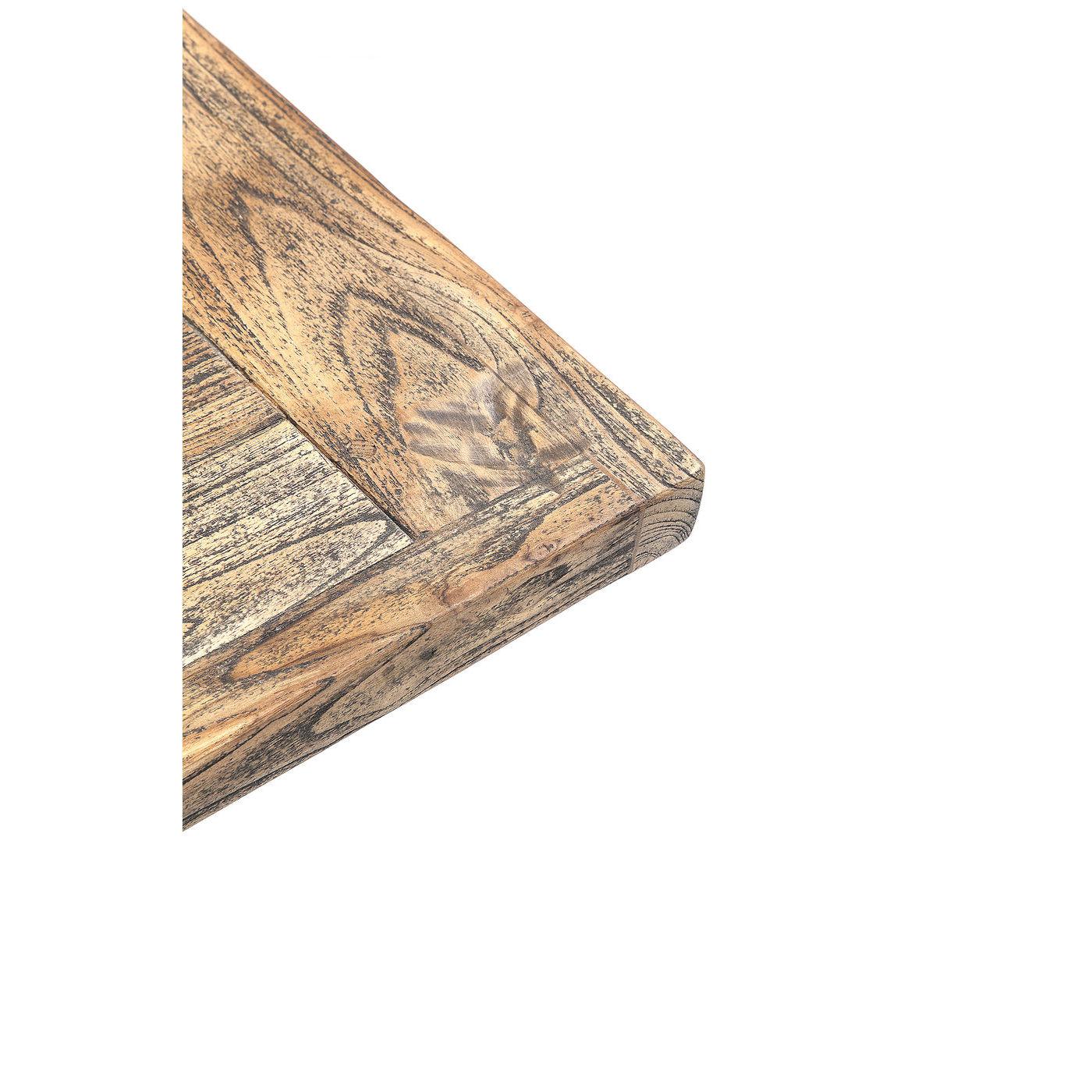 Tisch bistrotisch holztisch esstisch quadratisch 70x70 for Esstisch 70x70 holz