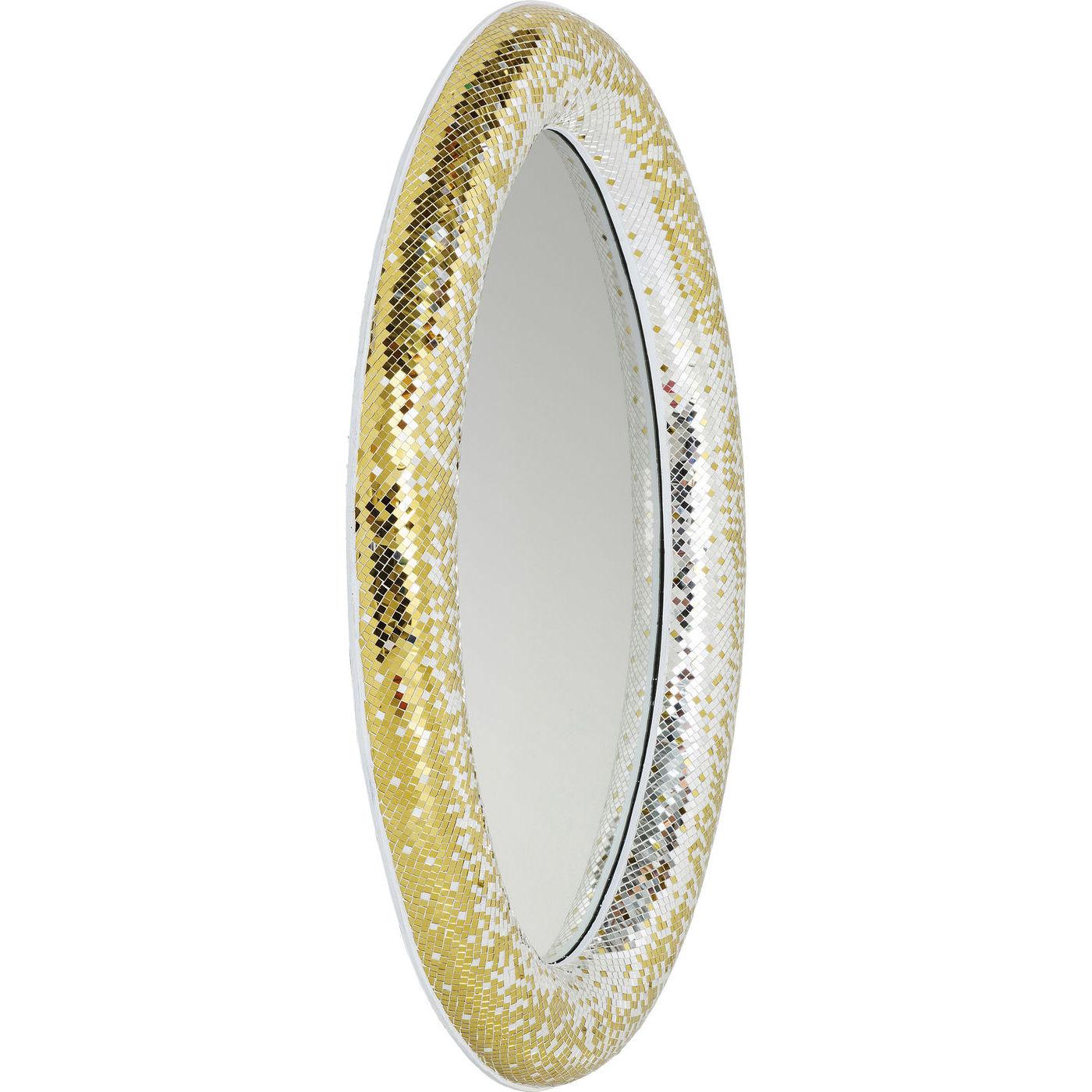 Spiegel wandspiegel h ngespiegel badspiegel mosaik glamour neu kare desgin ebay - Mosaiksteine spiegel ...